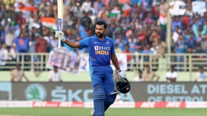 Rohit Sharma scored 6 and 12 and Rahane scored 1 and 0 in the primary Test as India capitulated to a 227-run weighty misfortune – India's just second home Test ,
