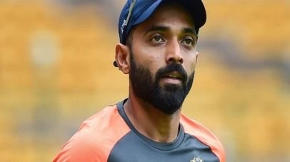 Ajinkya Rahane is back in nets as first India versus England Test, which gets in progress on February 5 (Friday), takes a commencement. The Indian Test bad habi