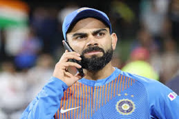 Virat Kohli Yohan Blake has loaded acclaims on Virat Kohli after the India captain's clear purpose for his group's hefty misfortune because of England in the ,,