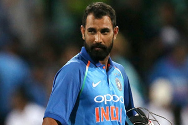 Mohammed Shami has indeed shared a clasp of him preparing thoroughly at the NCA, alongside individual Indian pacer Navdeep Saini, who was controlled out of the.