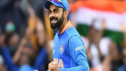 """Virat Kohli shielded sincerely, his footwork was amazing and consistently he was cautious and attentive. His judgment of length was extraordinary and his shot ."