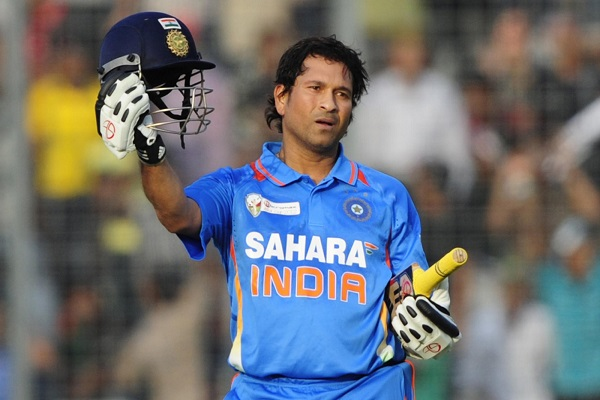 Sharad Pawar, the previous head of the Board of Control for Cricket in India (BCCI), expressed that it was Sachin Tendulkar, who presented to MS Dhoni's name in