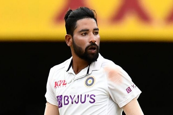 Mohammed Siraj has uncovered the purpose for the angry quarrel between Virat Kohli and Ben Stokes on the very first moment of the progressing fourth Test among .