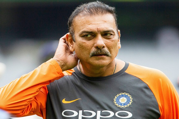 This involved pride for the entire country and lead trainer Ravi Shastri couldn't resist the opportunity to feel pleased with the Men dressed in Blue for their .