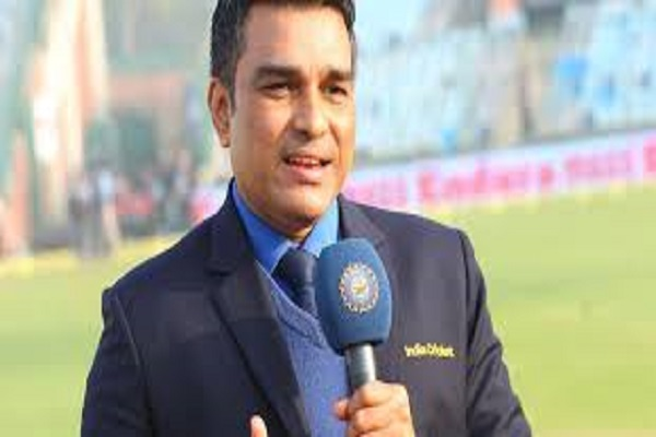 Sanjay Manjrekar the Player of the Match in that coordinate. He did a generally excellent thing. He came into the changing area after the match and came directl