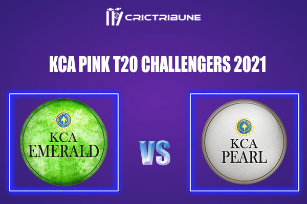 EME vs PEA Live Score, In the Match of KCA Pink T20 Challengers 2021 which will be played at Sanatana Dharma College Ground in Alappuzha. EME vs PEA Live Score.