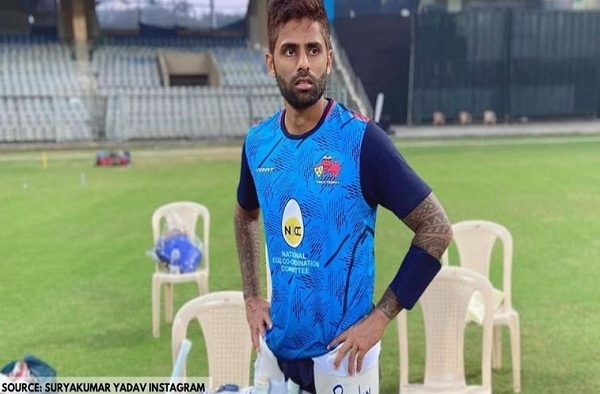 """Suryakumar Yadav (Surya) merits it, I think he is an incredible good example for young people, particularly in India; since they become upset rapidly .........."