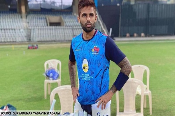 """""""Suryakumar Yadav (Surya) merits it, I think he is an incredible good example for young people, particularly in India; since they become upset rapidly .........."""