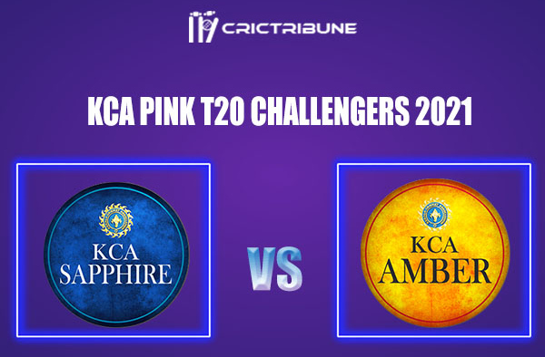 SAP vs AMB Live Score,In theMatchof KCA Pink T20 Challengers2021which will be played at Sanatana Dharma College Ground in Alappuzha. SAP vs AMB Live Score,Match between Team Emerald vs Team Pearl Live on March 28th 2021 Live Cricket Score & Live Streaming.