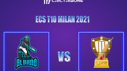 ALB vs BCC Live Score,In theMatchof ECS T10 Milan 2021which will be played at Milan Cricket Ground, Milan. ALB vs BCC Live Score,Match between Albano......
