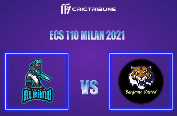ALB vs BU Live Score, In the Match of ECS T10 Milan 2021 which will be played at Milan Cricket Ground, Milan. ALB vs BU Live Score, Match between Albano........