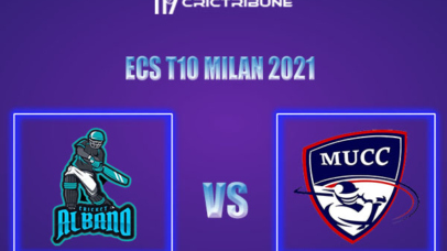 ALB vs MU Live Score, In the Match of ECS T10 Milan 2021 which will be played at Milan Cricket Ground, Milan. ALB vs MU Live Score, Match between Milan.........