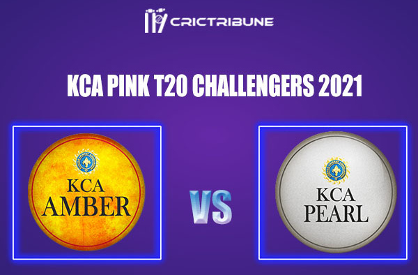 AMB vs PEA Live Score, In the Match of KCA Pink T20 Challengers 2021 which will be played at Sanatana Dharma College Ground in Alappuzha. AMB vs PEA Live Score.
