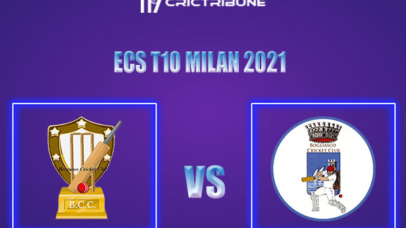 BCC vs BOG Live Score, In the Match of ECS T10 Milan 2021 which will be played at Milan Cricket Ground, Milan. BCC vs BOG Live Score, Match between Bergamo.....