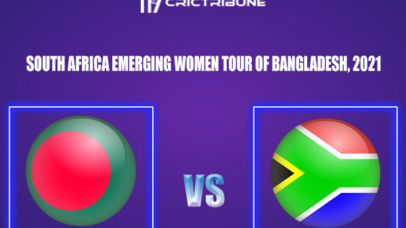 BDW-E vs SAW-E Live Score, In the Match of South Africa Emerging Women Tour of Bangladesh, 2021 which will be played at Sylhet International Cricket Stadium....