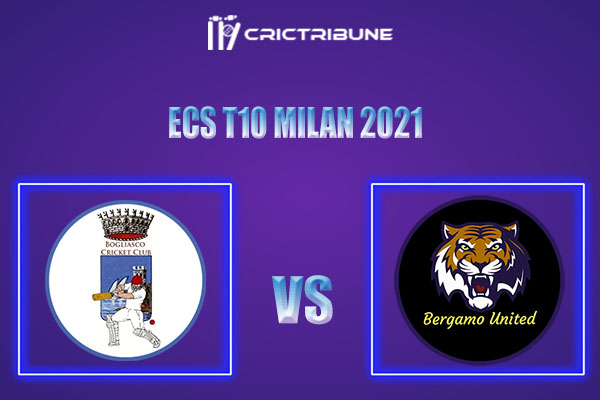 BOG vs BU Live Score, In the Match of ECS T10 Milan 2021 which will be played at Milan Cricket Ground, Milan. BOG vs BU Live Score, Match between Bogliasco.....