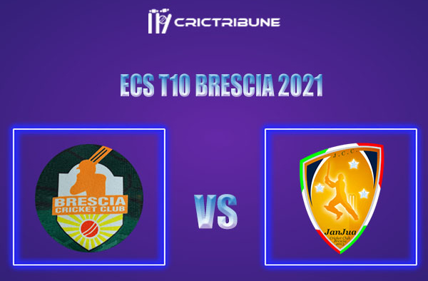 BRE vs JAB Live Score, In the Match of ECS T10 Brescia 2021 which will be played at JCC Brescia Cricket Ground, Brescia. BRE vs JAB Live Score, Match between...