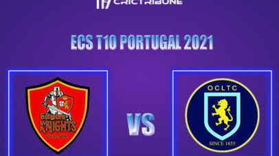 CK vs OCC Live Score,In theMatchof ECS T10 Portugal 2021which will be played at Estádio Municipal de Miranda do Corvo, Miranda do Corvo. CK vs OCC Live.....