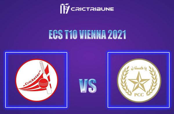 CRC vs PKC Live Score, In the Match of ECS T10 Vienna 2021 which will be played at Seebarn Cricket Ground, Seebarn. CRC vs PKC Live Score, Match between........
