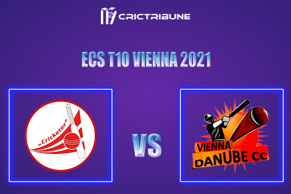 CRC vs VID Live Score,In theMatchof ECS T10 Vienna 2021which will be played at Seebarn Cricket Ground, Seebarn. CRC vs VID Live Score,Match between........