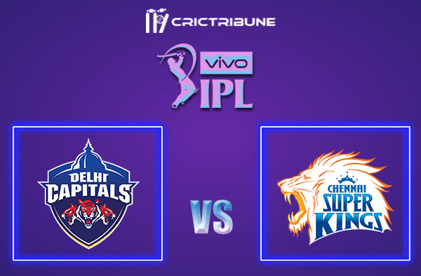 CSK vs DC Live Score, In the Match of VIVO IPL 2021 which will be played at MA Chidambaram Stadium, Chennai. CSK vs DC Live Score, Match between Chennai Super..