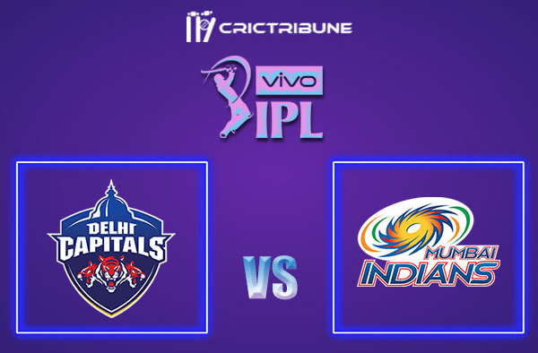 DC vs MI Live Score, In the Match of VIVO IPL 2021 which will be played at Wankhede Stadium, Mumbai. DC vs MI Live Score, Match between Delhi Capitals vs Mumbai
