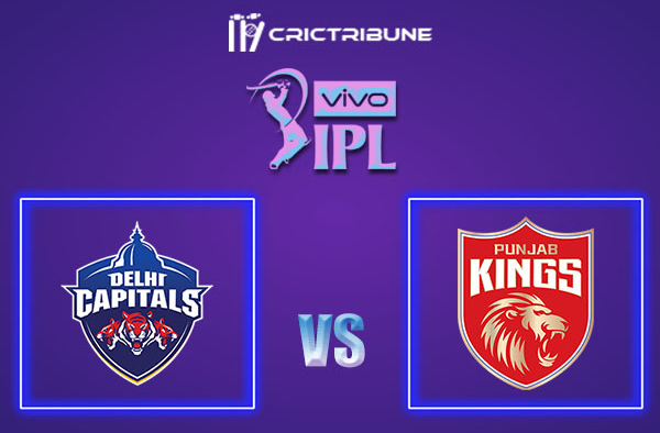 DC vs PBKS Live Score, In the Match of VIVO IPL 2021 which will be played at Wankhede Stadium, Mumbai. DC vs PBKS Live Score, Match between Delhi Capitals......