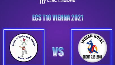 GOR vs IR Live Score,In theMatchof ECS T10 Portugal 2021which will be played at Estádio Municipal de Miranda do Corvo, Miranda do Corvo. GOR vs IR Live.....