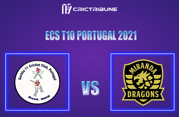 GOR vs MD Live Score,In theMatchof ECS T10 Milan 2021which will be played at Estádio Municipal de Miranda do Corvo, Miranda do Corvo. GOR vs MD Live Score..