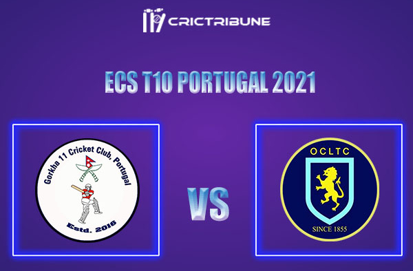 OCC vs GOR Live Score, In the Match of ECS T10 Milan 2021 which will be played at Estádio Municipal de Miranda do Corvo, Miranda do Corvo. OCC vs GOR Live Score