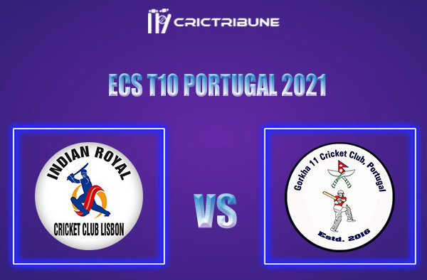 IR vs GOR Live Score, In the Match of ECS T10 Portugal 2021 which will be played at Estádio Municipal de Miranda do Corvo, Miranda do Corvo. IR vs GOR Live.....