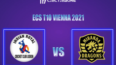 IR vs MD Live Score,In theMatchof ECS T10 Portugal 2021which will be played at Estádio Municipal de Miranda do Corvo, Miranda do Corvo. IR vs MD Live Score.