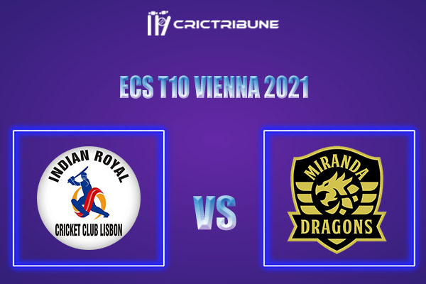 IR vs MD Live Score, In the Match of ECS T10 Portugal 2021 which will be played at Estádio Municipal de Miranda do Corvo, Miranda do Corvo. IR vs MD Live Score.