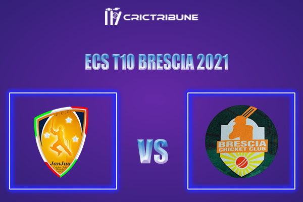 JAB vs BRE Live Score, In the Match of ECS T10 Brescia 2021 which will be played at JCC Brescia Cricket Ground, Brescia. JAB vs BRE Live Score, Match between...