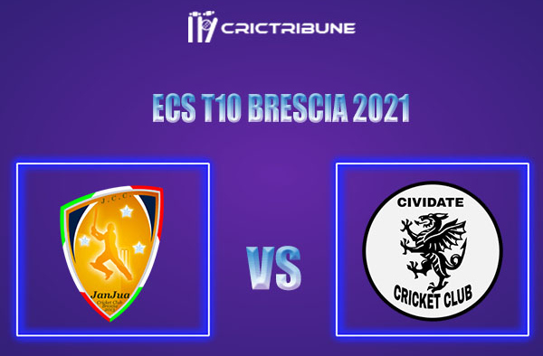 JAB vs CIV Live Score, In the Match of ECS T10 Brescia 2021 which will be played at JCC Brescia Cricket Ground, Brescia. JAB vs CIV Live Score, Match between...