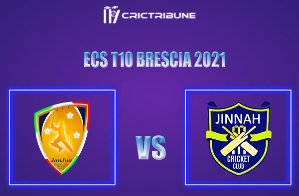 JAB vs JIB Live Score, In the Match of ECS T10 Brescia 2021 which will be played at JCC Brescia Cricket Ground, Brescia. JAB vs JIB Live Score, Match between...