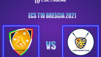 JAB vs PLG Live Score,In theMatchof ECS T10 Brescia 2021which will be played at JCC Brescia Cricket Ground, Brescia. JAB vs PLG Live Score,Match between...
