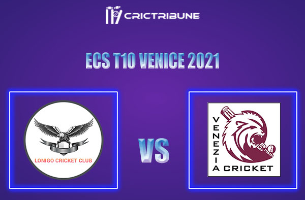 LON vs VEN Live Score, In the Match of ECS T10 2021 which will be played at Venezia Cricket Ground, Venice. LON vs VEN Live Score, Match between Lonigo.........
