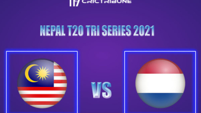 MAL vs NED Live Score,In theMatchof Nepal T20 Tri Series 2021which will be played at Tribhuvan University International Cricket Ground, Kirtipur. MAL vs NED