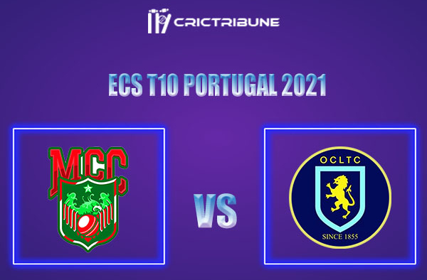 MAL vs OCC Live Score,In theMatchof ECS T10 Milan 2021which will be played at Estádio Municipal de Miranda do Corvo, Miranda do Corvo. MAL vs OCC Live......