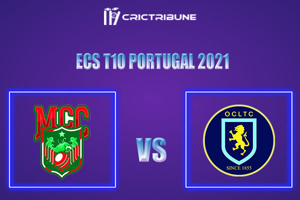 MAL vs OCC Live Score, In the Match of ECS T10 Milan 2021 which will be played at Estádio Municipal de Miranda do Corvo, Miranda do Corvo. MAL vs OCC Live......