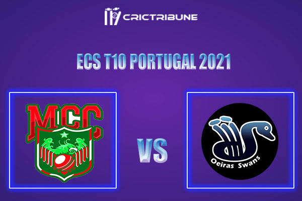 MAL vs OEI Live Score,In theMatchof ECS T10 Milan 2021which will be played at Estádio Municipal de Miranda do Corvo, Miranda do Corvo. MAL vs OEI Live Score