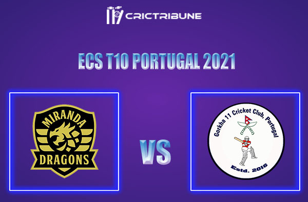 MD vs GOR Live Score, In the Match of ECS T10 Milan 2021 which will be played at Estádio Municipal de Miranda do Corvo, Miranda do Corvo. MD vs GORL ive Score..