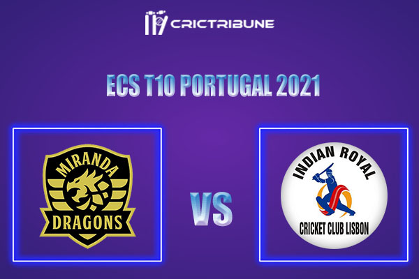 MD vs IR Live Score, In the Match of ECS T10 Portugal 2021 which will be played at Estádio Municipal de Miranda do Corvo, Miranda do Corvo. MD vs IR Live Score.