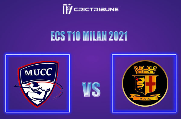 MU vs MCC Live Score, In the Match of ECS T10 Milan 2021 which will be played at Milan Cricket Ground, Milan. MU vs MCC Live Score, Match between Milan United..