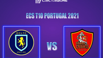 OCC vs CK Live Score,In theMatchof ECS T10 Portugal 2021which will be played at Estádio Municipal de Miranda do Corvo, Miranda do Corvo. OCC vs CK Live.....