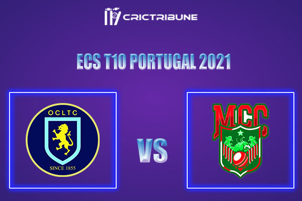 OCC vs MAL Live Score,In theMatchof ECS T10 Milan 2021which will be played at Estádio Municipal de Miranda do Corvo, Miranda do Corvo. OCC vs MAL Live Score