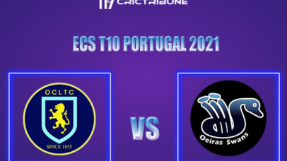OCC vs OEI Live Score,In theMatchof ECS T10 Portugal 2021which will be played at Estádio Municipal de Miranda do Corvo. OCC vs OEI Live Score,Match between