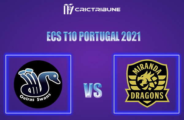 OEI vs MD Live Score,In theMatchof ECS T10 Milan 2021which will be played at Estádio Municipal de Miranda do Corvo, Miranda do Corvo. OEI vs MD L ive Score.