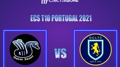 OEI vs OCC Live Score,In theMatchof ECS T10 Portugal 2021which will be played at Estádio Municipal de Miranda do Corvo. OEI vs OCC Live Score,Match........